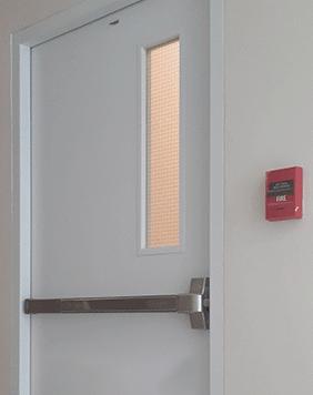 ประตูหนีไฟ